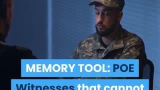 MEMORY TOOL POE