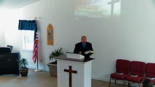 Palm Sunday Sermon 2021