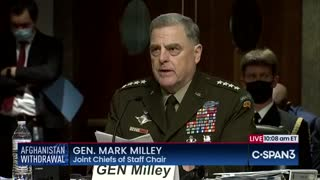 """TREASONOUS General Milley DOUBLES DOWN on Call: """"Critical To The Security Of The United States"""""""