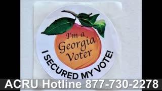 Georgia Vote Fraud