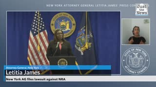 NY AG files lawsuit against NRA