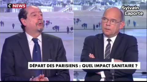 """Xavier Lemoine - """"Ces vaccins sont des machines à produire des variants"""""""