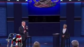President Trump DESTROYS Hillary Clinton!