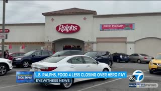 """Government Mandated """"Hero Pay"""" Forces Store Closures"""