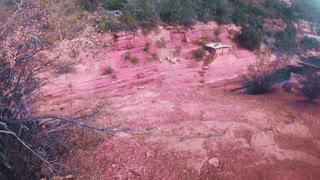 Slide Rock in Sedona Arizona