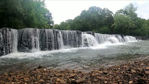 Natural Dam Falls - Arkansas