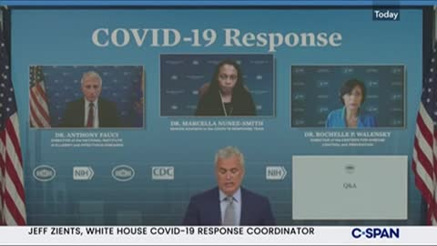 CBS Reporter Wants to Know When Biden Will 'Reconsider' Using QR Codes Vaccine Passports