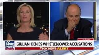 "Rudy Giuliani blasts ""bitter"" Mitt Romney"