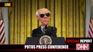 President Joe Biden Holds Press Conference - 7:25
