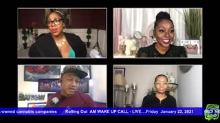 The AM Wake-up call discusses Music, Beauty and Culture