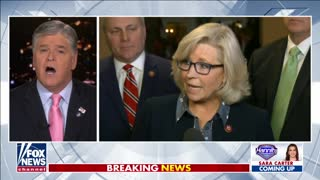 Hannity: Media praising Liz Cheney after calling her dad a war criminal