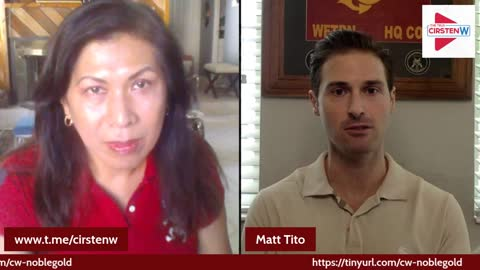 Matt Tito exposes Matt Gaetz, Charlie Kirk, Ann Paulina the stripper and more
