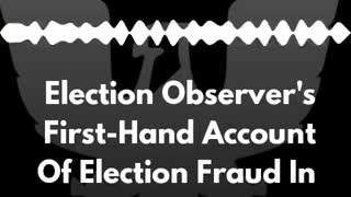 Trisha Nesbitt speaks out about fraud.