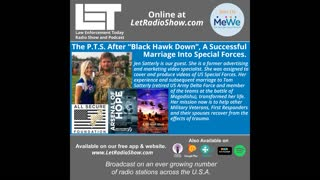 """The P.T.S. After """"Black Hawk Down"""", A Successful Marriage Into Special Forces."""