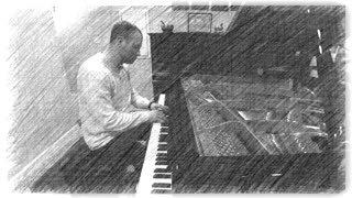 Nathan Speir performs Passing Charcoal Clouds (solo piano version)