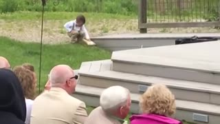 kids funny wedding clips