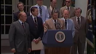 President Reagan's Remarks on Balanced Budget Amendment on July 12, 1982 | The Washington Pundit