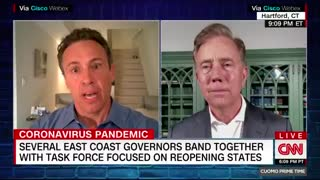 CT Gov on Trump Talk of Reopening the Economy: He's Throwing 'Verbal Hand Grenades'