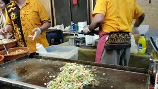 Sri Lanka street food