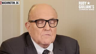 Rudy Guliani What Really Happened at Capital