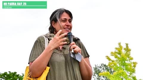 NO PAURA DAY 25, intervento di Domenica Masella insegnante, Cesena 29/5/2021