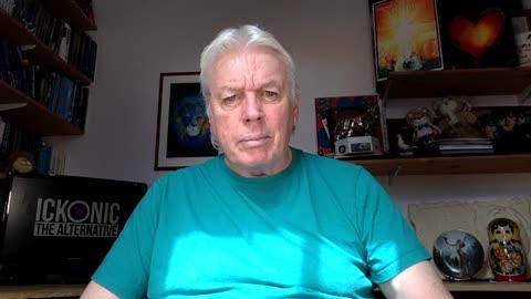 David Icke speaks with Paul Seils April 12/21