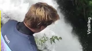 Insane jumping skills