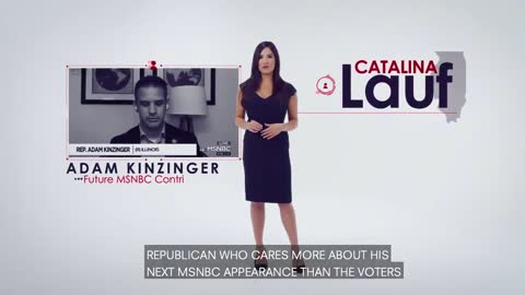 Woman Running Against Loser Anti-Trump Republican Releases Scorching Ad