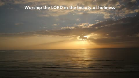 Sing Unto The Lord All The Earth
