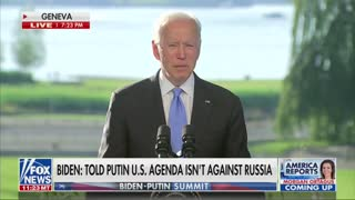 Joe Biden Screws up the Declaration of Independence Again