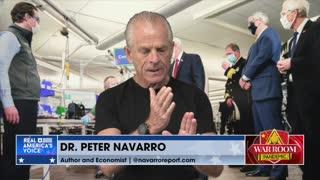 Navarro: Biden's CDC Director Should Be Fired