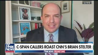Brian Stelter Gets Roasted