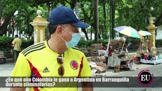 ¿Qué tanto saben los cartageneros de la Selección Colombia?