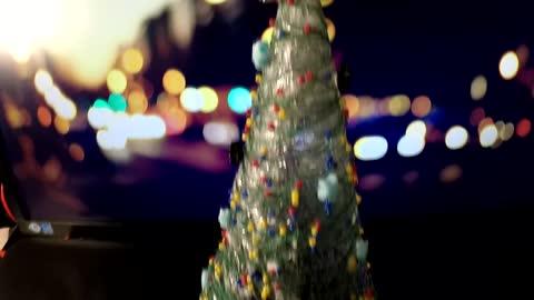 Do it yourself: Mini Christmas tree decoration