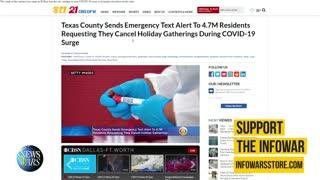 Democrats Take Over Emergency Alert System To Spread COVID Propaganda
