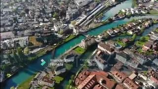 Amazing High Footage Of Cities - Beautiful To See