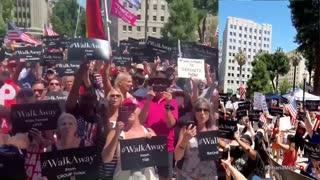 The silent majority, the great awakening