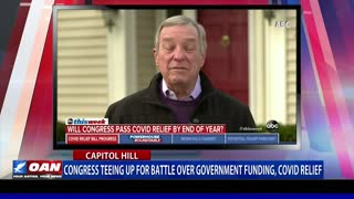 Congress teeing up for battle over gov't funding, COVID relief
