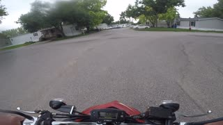 Scooter Ride Test ( Short Ride)