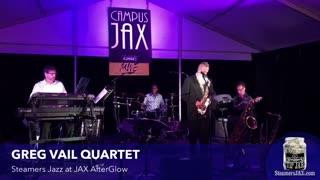 Alto Sax - Alto Saxophone - Greg Vail New Music - Live Show