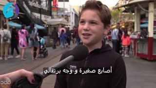 Kids talking about amircan kings