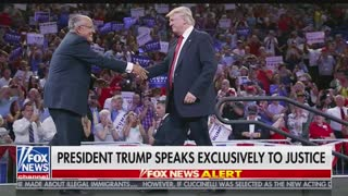 Trump: I stand behind Rudy Giuliani
