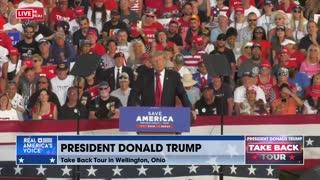 President Trump recaps the accomplishments of the MAGA movement