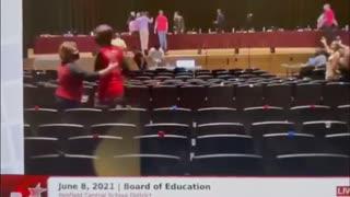 Mayhem Breaks Loose When School Board Member Calls A Parent An A**hole
