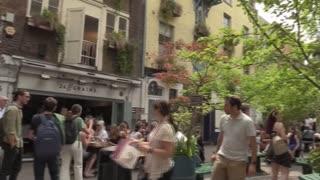 """Rincones """"secretos"""" en el Londres más turístico"""