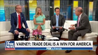 """Stuart Varney: """"New Mexico trade deal is a win for America"""""""