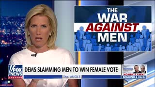 Laura Ingraham on the 'war on men'