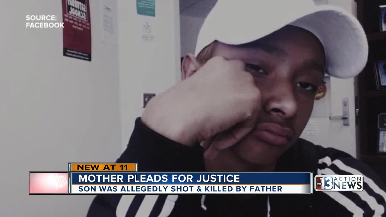 Henderson man accused of killing son heads back to court