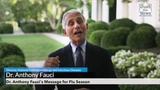 Dr. Fauci Flu Message