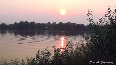shooting on the lake
